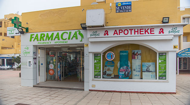 Farmacia Las Garzas