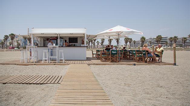 The Beach Club Roquetas
